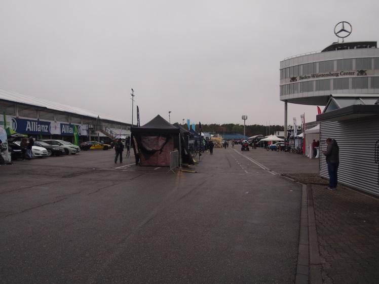 Elektrisch Mobil – auf dem e4Testival auf dem Hockenheimring